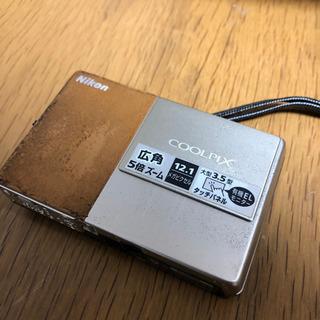 Nikon デジカメ デジタルカメラ ジャンク
