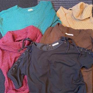 ワンピース セーター 女性用