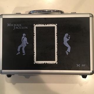 【ネット決済・配送可】マイケルジャクソン メモリアルDVD BOX