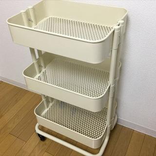 新品!IKEAキッチンワゴン - 名古屋市