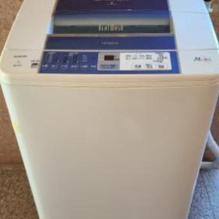 洗濯機 HITACHI 日立 2013年製 7キロ容量