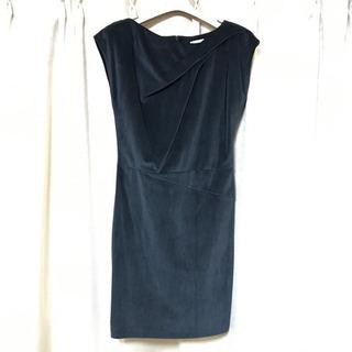 ドイツブランド  Esprit エスプリ ワンピース ドレス ネ...