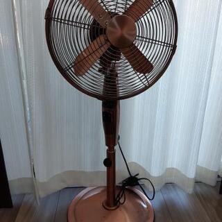 ドウシシャ メタル扇風機