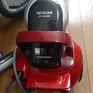 日立 サイクロン掃除機 2015 - 家電