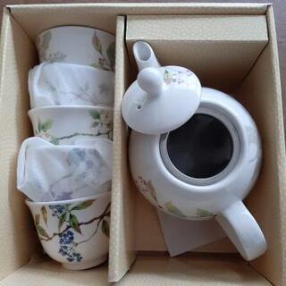 ポット茶器セット 新品未使用