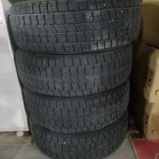 アルファード10系  アルミ&スタッドレスタイヤ4本セット   205/65R16 - 彦根市