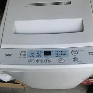 洗濯機あげますの画像