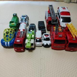 フリクションカー等 車のおもちゃ