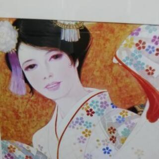 (超美品)(超激安)人気の女300年シリーズ‼️晴れ着の複…