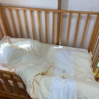 京都西川日本製のベビー布団