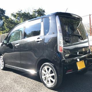 平成22年 ムーヴ カスタムG 4WD LA110S ブラック 走行18.6万キロ 車検3年12月!! - ダイハツ