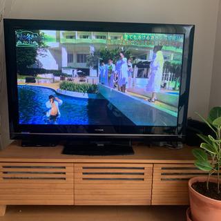 【決まりました】テレビ 50インチ の画像