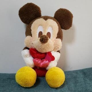 ディズニー ぬいぐるみ ミッキーの画像
