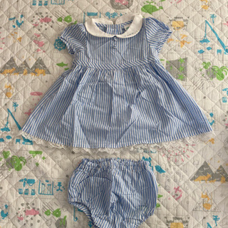赤ちゃん用 夏服 上下セット