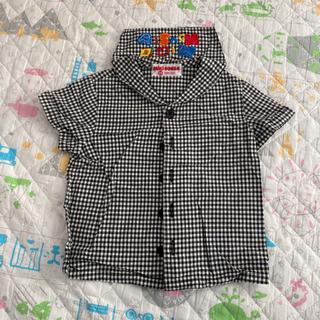 赤ちゃん用 夏服 ミキハウス