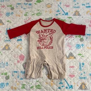 赤ちゃん用 ブルドック 7部丈