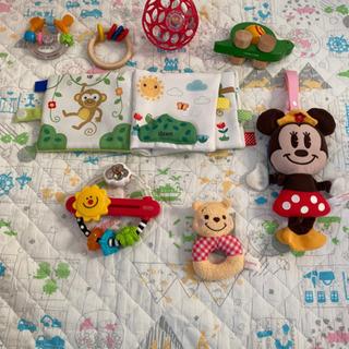 赤ちゃん用おもちゃ
