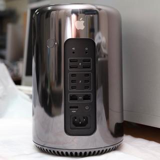 Mac Pro (Late 2013) 6コア、GPU6gx2、...