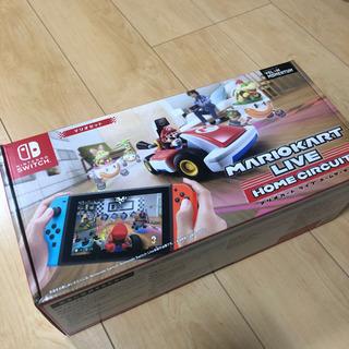 Nintendo Switch マリオカートLIVEホーム…