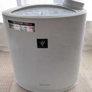 SHARP DI-AD1S-W   シャープの布団乾燥機