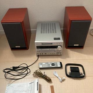 【決まりました】ONKYO X-N7X CD/Hi-MDコンポ ...