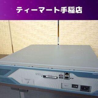 CISCO/シスコ サービス統合型ルータ CISICO2821 ...