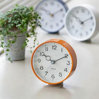 美品・箱付き★置き時計★連続秒針(音の静かなタイプ)