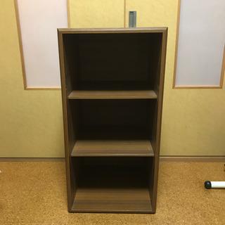 3段ボックス、シンプル美