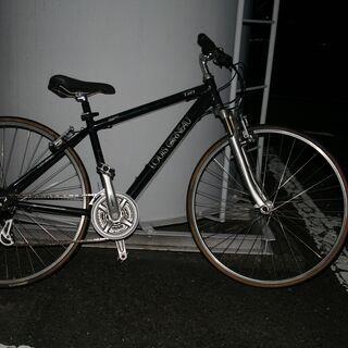 【クロスバイク】ルイガノ LGS-TR1 適正身長150㎝…