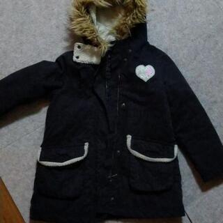 Barbieブラックジャケット 130