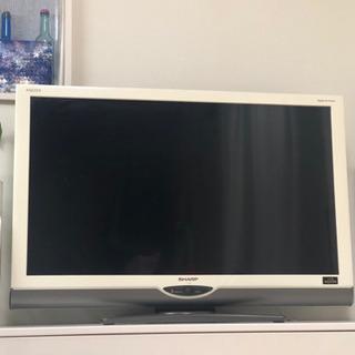 SHARP 40V テレビ 動作確認済み