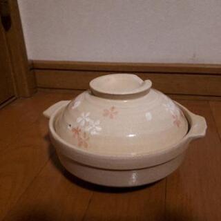 【あったか】一人用の土鍋