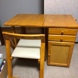 子供勉強机 折り畳み 引き取り手決まりました!