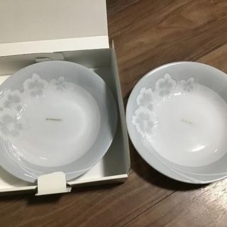 お皿2枚 未使用