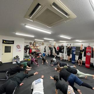 飯田市 キックボクシング&フィットネス