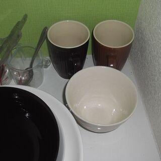 ★2日限定!食器 皿 お皿 マグカップ スプーン 軽量カップ 軽量スプーン グラス スライサー 鍋敷き★ - 売ります・あげます