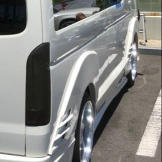 【ネット決済】ハイエーススーパーロングタイヤとホイールのセット