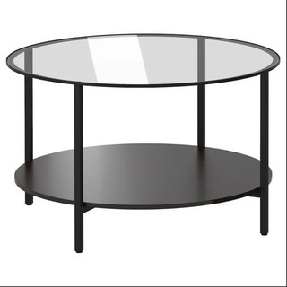 IKEA コーヒーテーブル VITTSJÖ ヴィットショー