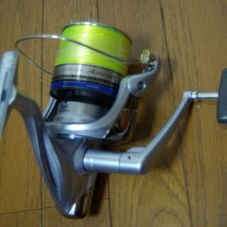 シマノ リール Activesurf