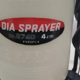 ダイヤスプレー噴霧器 4リットル