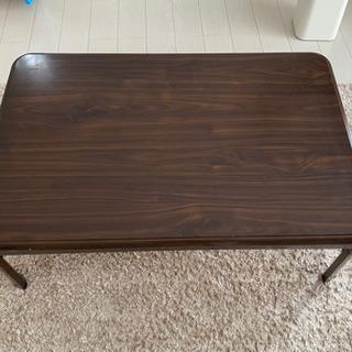 リビングテーブル(横120センチ)
