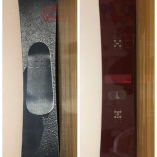 スノボ板 K2