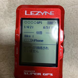 【日本正規品】 LEZYNE(レザイン) 超高機能・大画面…