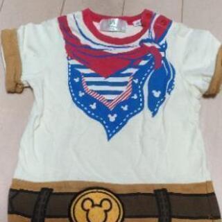 ディズニー Tシャツ、パンツセット