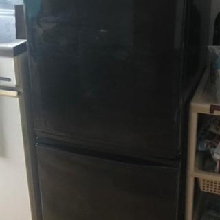 冷蔵庫 SHAPR SJ-D14B-B