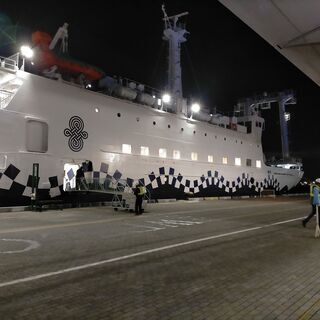 5/5 30代40代中心 大さん橋→ 東京・竹芝 東京湾夜景航路の画像