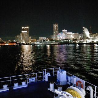 5/5 30代40代中心 大さん橋→ 東京・竹芝 東京湾夜景航路 - 横浜市