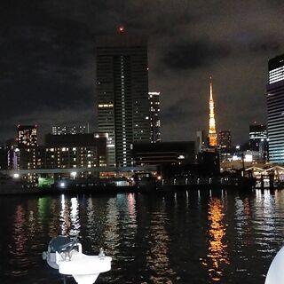 5/5 30代40代中心 大さん橋→ 東京・竹芝 東京湾夜景航路 - パーティー