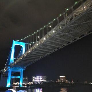 5/5 30代40代中心 大さん橋→ 東京・竹芝 東京湾夜景航路 − 神奈川県