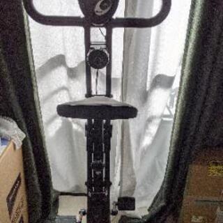 ALINCO(アルインコ) クロスバイク (ブラック) 折りた...
